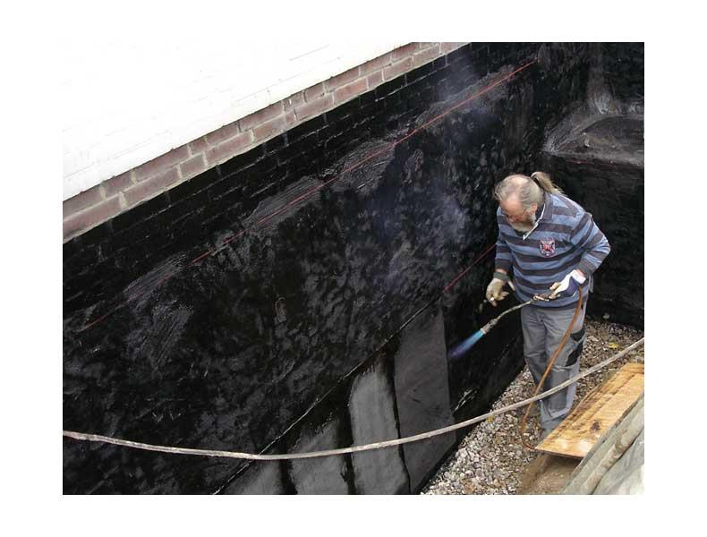 Kellerabdichtungen Und Kellersanierung Gegen Feuchte Keller Und